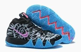 Mens Basketball Shoes Nike Kyrie 4 Tie Dye All-Star Weekend  - $149.59