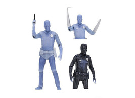 T-1000 White-Hot Kenner Tribute Figure from Terminator 2 51919 - $37.63