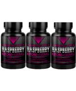 3 Absonutrix Raspberry Ketone 1000 mg 60 veg caps weight management burn... - $29.99
