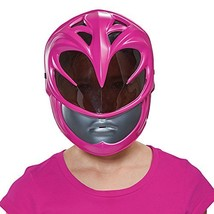 Disguise Pink Power Ranger Movie Mask, One Size - $14.27 CAD