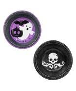 16 Pack Halloween Paper Bowls 15cm - 2 Desgins - $8.45 CAD