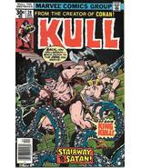 Kull The Conqueror Comic Book #20, Marvel Comics 1977 NEAR MINT - $10.69
