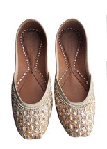 punjabi jutti mojari women shoes, flat shoes, casual shoes, wedding shoe... - $29.99