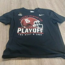 The Nike Tee L Alabama Roll Tide 2015 National Champions playoff - $20.72