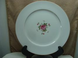 Fine China Japan Gemini Rose dinner plate. - $15.00
