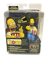 Official McFarlane The Simpsons Movie Homer Movie Mayhem Figure by Unknown - $28.70