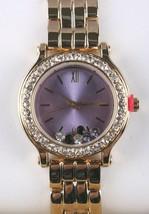 Charter Club Women's Gold-Tone Bracelet Watch 31mm 10025060BX in Gift Box NEW