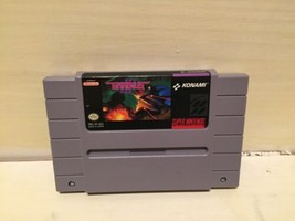 Gradius III (Authentic) (Super Nintendo, SNES, 1991) VG - $15.47