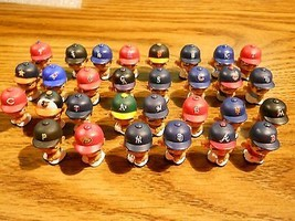 2015 MLB BASEBALL TEENYMATES SERIES 2 - PICK YOUR BASEBALL TEAM FIGURE!!! - $0.99+