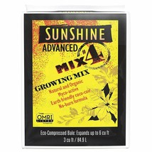SunGro Horticulture (504500CFC003P) SUGRADV3.0 3-Cubic Feet SunGro... - $110.28