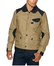 G Star Raw New Comic Jacket in Arizona Sage Twill, Size XL BNWT $280 - $99.75