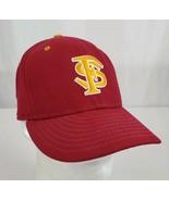Vtg New Era 59/50 Florida State Seminoles Pro Model Wool Size 7 Baseball... - $17.99