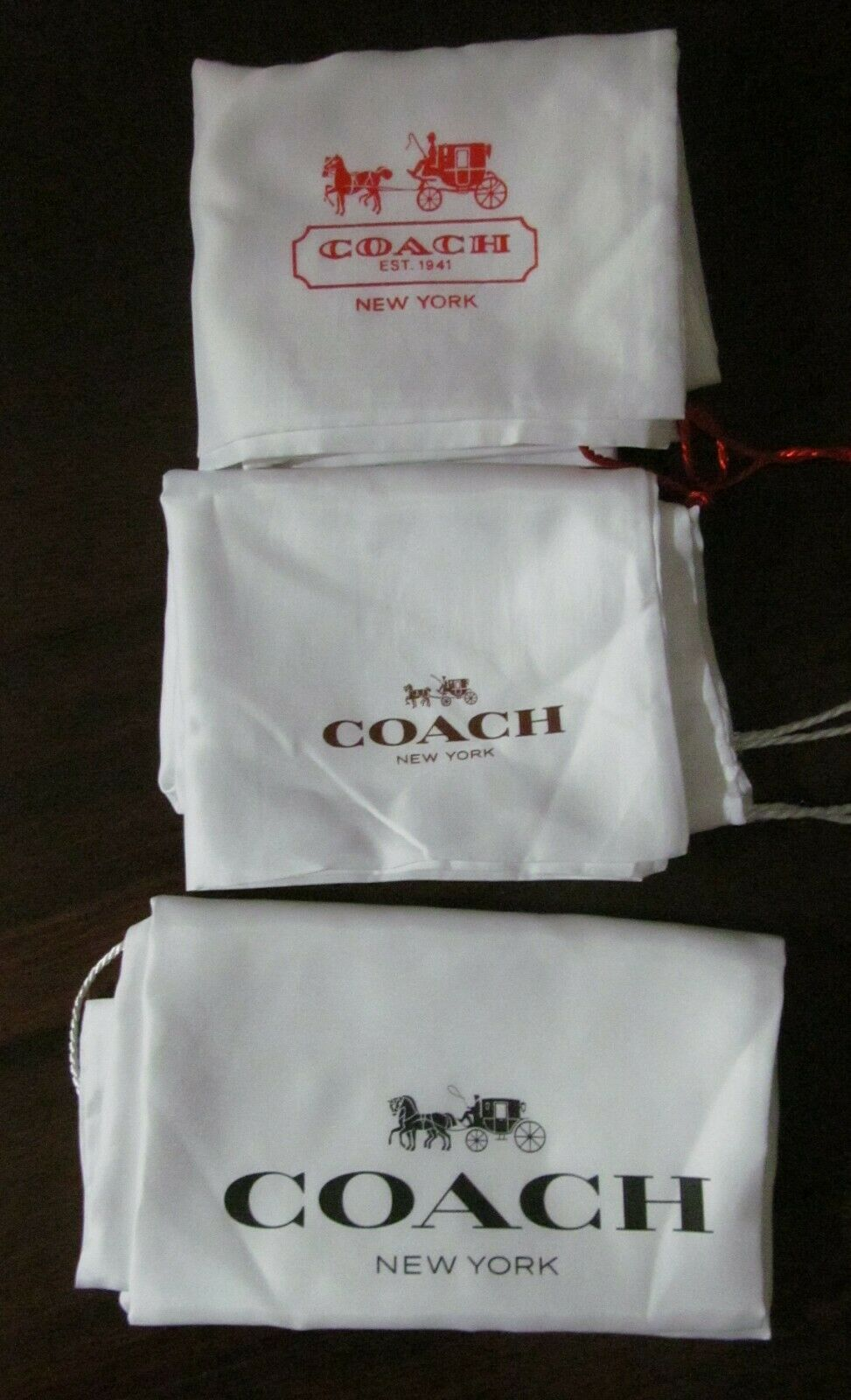 Primary image for New Coach Dustbag NWOT