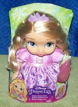"Disney Princess  Baby RAPUNZEL 10"" Doll with Bottle New - $15.88"