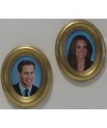 DOLLHOUSE Wills & Kate Engagement Portraits 9961GM Jacquelines Royalty M... - $5.70
