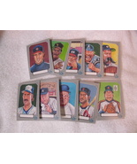 Major League Baseball Fun Stuff Cards Lot #6 - $1.00