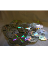 85 used Compact Disc CD For Crafting 5 inches diameter - $8.91