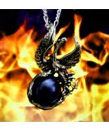 FIRE-BIRD PHOENIX SPIRIT~TRANSFORM W/ DJINN LIKE POWER - $99.00