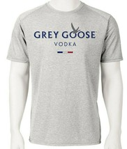 Grey Goose Dri Fit graphic T-shirt moisture wicking graphic UPF + 50 Sun Shirt image 1