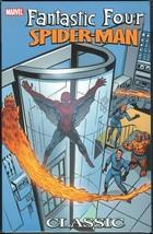 Marvel Fantastic Four Spider-Man Classic TPB New Unread - $20.00
