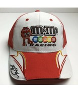 Kyle Busch Cap #18 M&M's Racing hat  Adjustable Fit  NASCAR, New With Ou... - $19.75