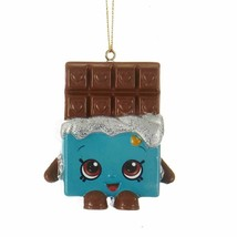 Shopkins Cheeky Chocolate Blow Mold Christmas Ornament! - $4.99