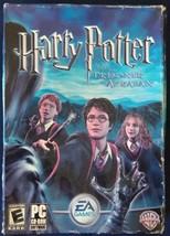 Harry Potter and The Prisoner Of Azkaban PC CD Game EA 2004 CIB NEW - $34.64