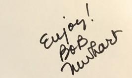 Bob Newhart Autographed Hand Signed 3x5 Index Card w/COA The Bob Newhart Show - $14.99