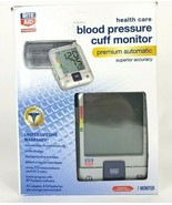 Rite Aid Blood Pressure Cuff Monitor Premium Automatic Superior Accuracy... - $60.00