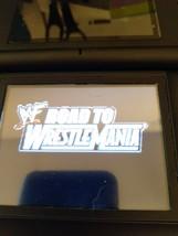 Nintendo Game Boy Advance GBA WWF Road To Wrestle Mania image 1