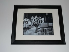 """Framed Little Richard at the Piano 1957 Classic Framed Print 14"""" by 17"""" - $29.99"""