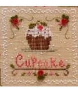 Cupcake Sweet Treats  Cotton Thread Pack cross stitch CCN - Classic Colo... - $13.50