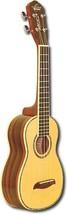 Oscar Schmidt Model OU13 Ukulele - 4 String Soprano Size Solid Spruce To... - $92.95