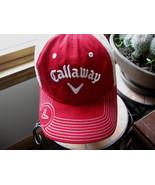 VTG Baseball Cap Callaway Heritage Golf V Golfing trucker jockey hat - $29.65