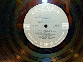 The Graduate Simon & Garfunkel Additional Music By Dave Grusin – AA-191756 Vin image 3