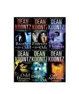 Dean Koontz Odd Thomas Collection Set 1-6 Adult Thriller Horror Fiction ... - $45.99