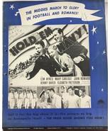 1937 Pressbook  Hold 'em Navy! Lew Ayers Mary Carlisle John Howard Benny... - $92.57