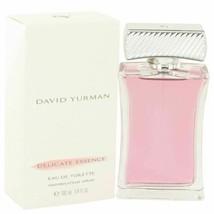 David Yurman Delicate Essence by David Yurman Eau De Toilette Spray 3.4 oz for W - $28.43