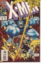 Marvel X-Men #34 Life And Consequences Psylocke Gambit Cyclops Beast - $3.95