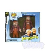 Muppets - Vaudeville Statler & Waldorf Action Figure Set -WIZARD WORD CH... - $39.60