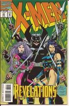 Marvel X-Men #31 Revelations Soul Possessions - $3.95