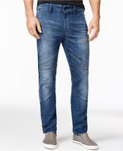 GUESS Men`s Kaden Skinny Fit Cotton/Elastane Jeans – Size 38×32 - $51.31