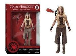Game of Thrones Daenerys Targaryen Legacy Action Figure Toy #05 FUNKO NEW MIB - $16.40