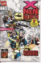 Marvel X-Men Unlimited Lot #1-3 Survival Point Blank Among Us A Sabretooth - $15.95