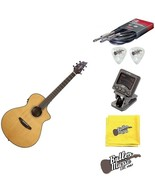Breedlove Pursuit Concert Cedar Top A/E Guitar w/Gig Bag, Picks + More!!! - $448.56