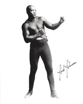 JACK JOHNSON 8X10 PHOTO BOXING PICTURE - $3.95