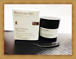 Perricone MD Face Finishing Moisturizer 2 oz 59 ml. FAST,FREE SHIPPING. NIB - $25.03