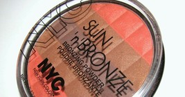 BUY2 GET1 FREE(Add 3 To Cart) NYC Sun N Bronze Bronzing Powder (CHOOSE) - $4.85