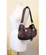 B.MakowskyShoulder Bag/Handbag Brown 100% Genuine Leather - $29.95
