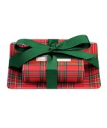 Michel Design Works Tartan Gift Soap Set - $17.99